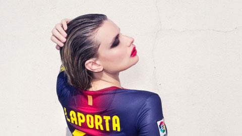 Laporta để… trùm phim sex làm PCT Barca?
