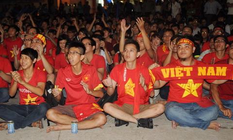 Khán giả Việt Nam nức lòng với trận thắng đậm của U23 Việt Nam trước U23 Malaysia