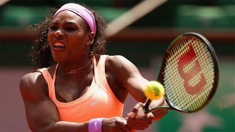 Serena Williams đối đầu Timea Bacsinszky ở bán kết Roland Garros