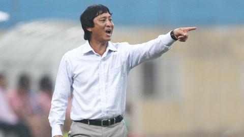 HLV Vũ Quang Bảo ấn tượng với những cú 'phản đòn' của U23 Việt Nam