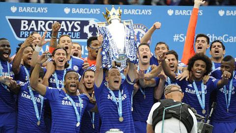 Chelsea vớ bẫm sau chức vô địch Premier League 2014/15