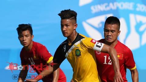 Tiền đạo U18 Chelsea nổ súng nhưng U23 Brunei vẫn bại trận