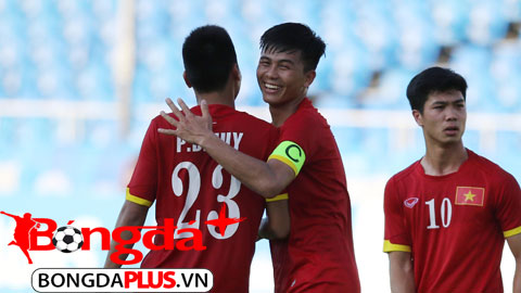 Tiết lộ về chiếc băng đội trưởng U23 Việt Nam
