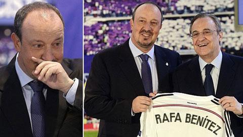 6 vấn đề Benitez phải đối mặt tại Real Madrid
