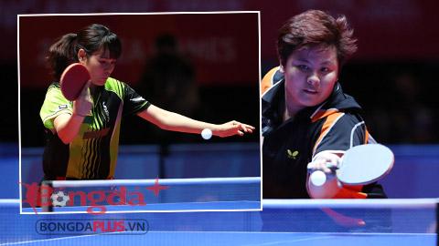 Bóng bàn đơn nữ đem về thêm 2 HCĐ SEA Games