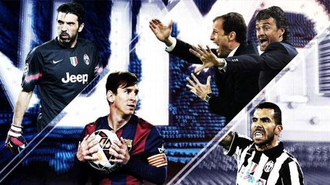 Chung kết Champions League 2014/15 từ A đến Z