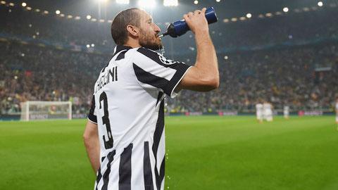 Juventus: Ai thay thế Chiellini chống chọi với MNS?