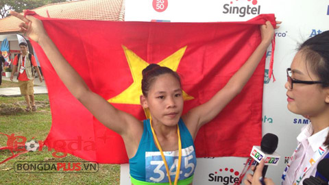 Việt Nam liên tiếp giành HCV điền kinh và TDDC