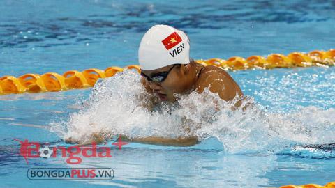 Cú đúp vàng và 3 lần phá kỷ lục SEA Games của kình ngư Ánh Viên