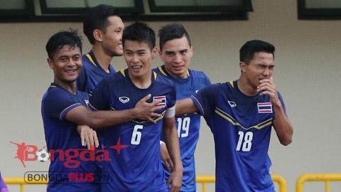 U23 Thái Lan vào bán kết, U23 Indonesia cướp ngôi nhì