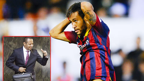 Neymar bị điều tra trốn thuế tại Brazil