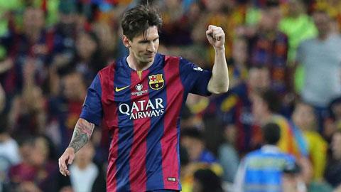 Dù không ghi bàn, Messi vẫn là người hùng ở Berlin