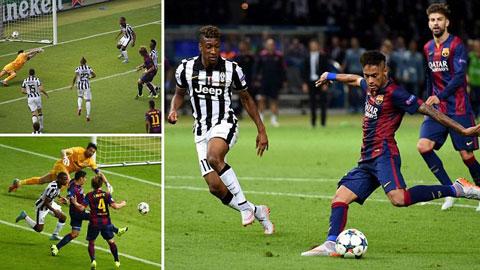 Những thống kê ấn tượng tại Champions League 2014/15