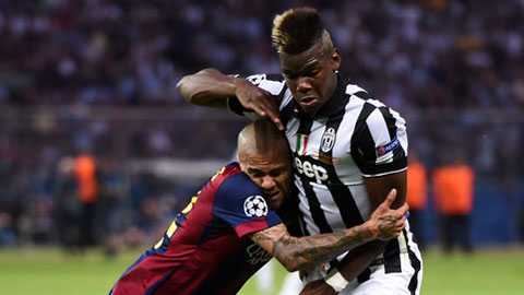 Những pha bóng gây tranh cãi ở chung kết Champions League 2014/15