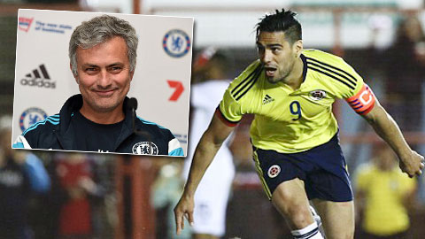 Falcao chỉ là 1 trong 5 mục tiêu của Mourinho