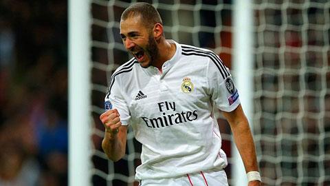 Real sẽ bán Benzema cho M.U?