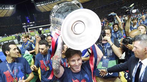 Lionel Messi: Vĩ đại, và hơn thế nữa