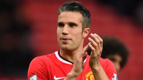 Bán Van Persie cho Juve, M.U sẽ có 5 triệu bảng