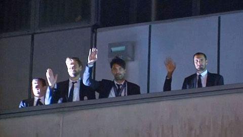 Juventus trở về như những người hùng cho dù thua Barca
