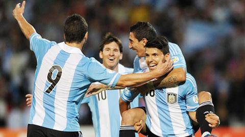 Cuộc đua tới chức VĐ Copa Ameria 2015: Lịch sử có lặp lại với Argentina?
