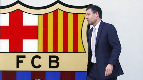 Những vấn đề Barca phải đối mặt để duy trì thành công: Hiểm họa từ thượng tầng