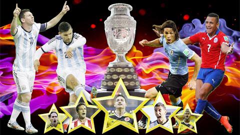 Copa America 2015: Nơi đại pháo hội tụ