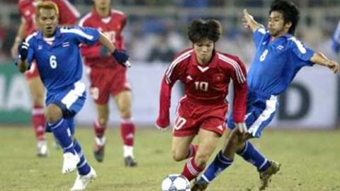 Nhìn lại ân oán Việt - Thái ở môn bóng đá nam SEA Games