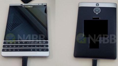 BlackBerry Oslo lộ ảnh thực tế đầu tiên, có cảm biến vân tay?
