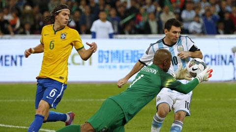 Messi và sứ mệnh chưa thành với ĐTQG