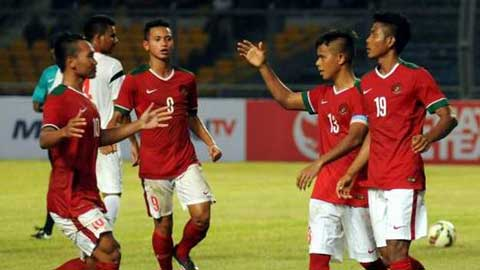U23 Indonesia công bố tiền thưởng nếu giành HCV SEA Games