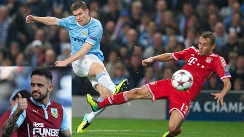 Liverpool tuyển quân chớp nhoáng