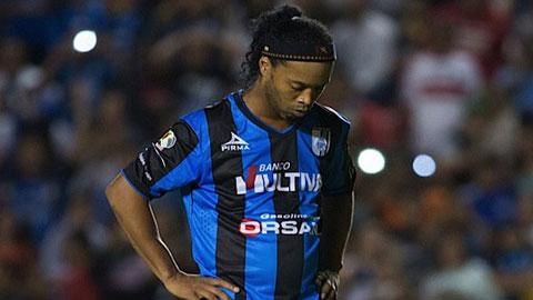 Tổng hợp chuyển nhượng ngày 10/6: Ronaldinho rơi vào cảnh thất nghiệp