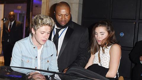 Đại tiểu thư nhà Mourinho hẹn hò với ca sĩ ban nhạc One Direction