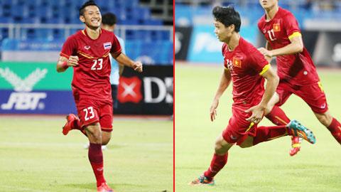 5 điểm nhấn bảng B môn bóng đá nam SEA Games: Ấn tượng Thái Lan & Việt Nam