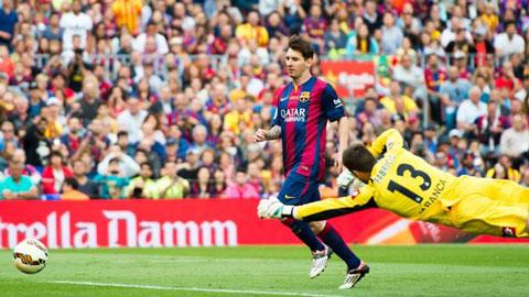 Barca bị điều tra dàn xếp tỉ số