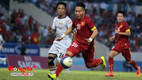 Cầu thủ U23 Việt Nam thích gặp U23 Myanmar tại bán kết