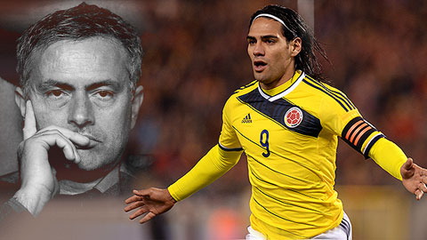 Mourinho tuyên bố sẽ cho tất cả thấy một Falcao xuất sắc nhất