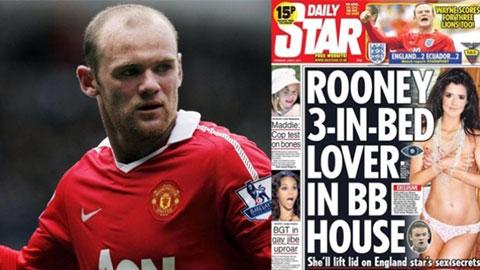 Sau giờ bóng lăn 11/6: Rooney lại lo ngay ngáy vì thói 'bóc bánh trả tiền'