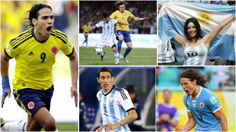 10 lý do để 'phát cuồng' vì Copa America