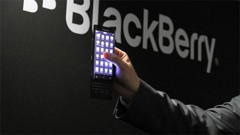BlackBerry sắp ra mắt smartphone chạy Android vào tháng 8 tới