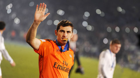 Casillas sắp rời Bernabeu: Sự bạc bẽo của Real