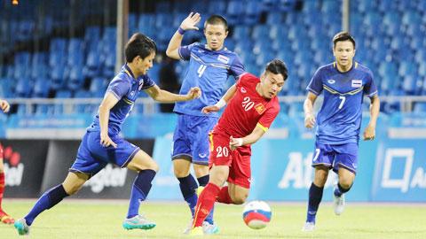 Nhìn lại vòng bảng của U23 Việt Nam: Luyện quân giữa sa trường