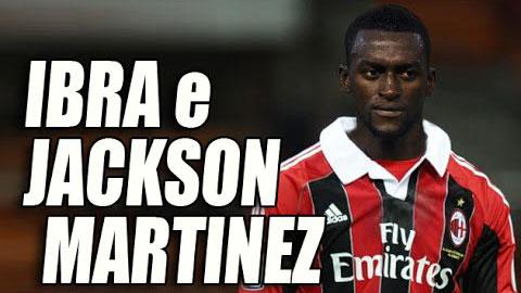 Bị Ibra từ chối, Milan mạnh tay chi 35 triệu euro mua Jackson Martinez