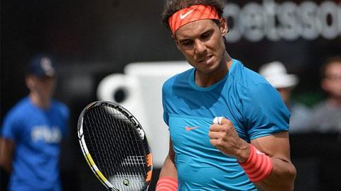 Nadal vào bán kết Mercedes Cup: Vẫn còn đó một mối lo