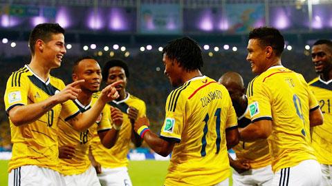"""Copa America: Colombia, Uruguay và Ecuador sẽ là """"ngựa ô"""""""