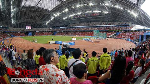 Cận cảnh SVĐ đẹp lung linh nơi U23 Việt Nam thi đấu