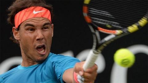 Nadal hạ gục Monfils để tiến vào chung kết Mercedes Cup