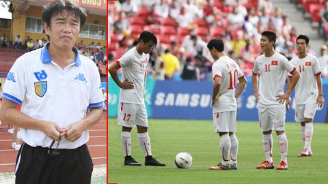 """HLV Phan Thanh Hùng: """"U23 Việt Nam thua vì phung phí cơ hội"""""""