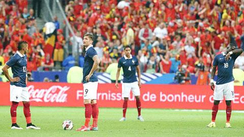 ĐT Pháp thua 3 trong 4 trận gần nhất: Chuyện gì đang xảy ra?