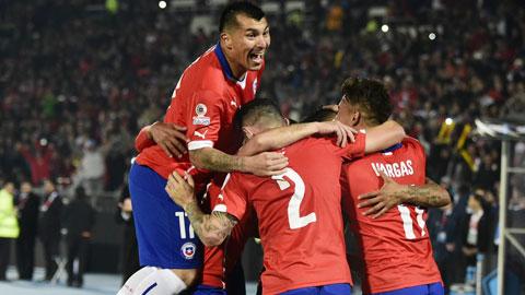 06h30 ngày 16/6, Chile vs Mexico: Thắng và đi tiếp